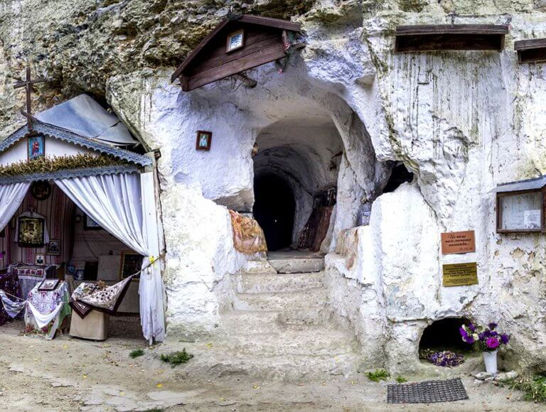cave monasteries in Bakota