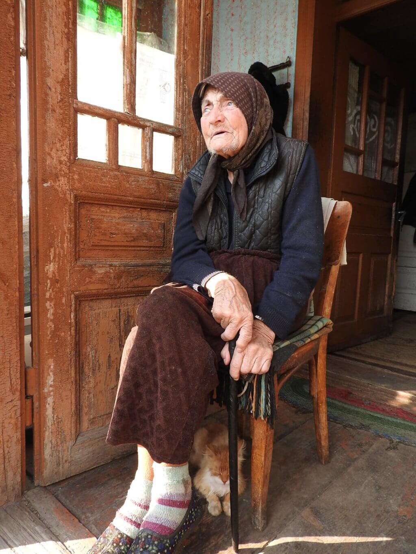 1. Mrs. Protasyk born 1924 - cousin