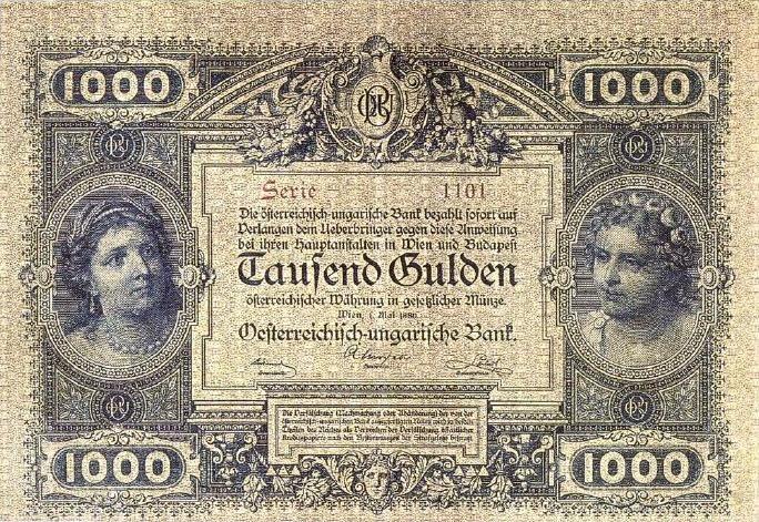 1000 Taufend Gulden