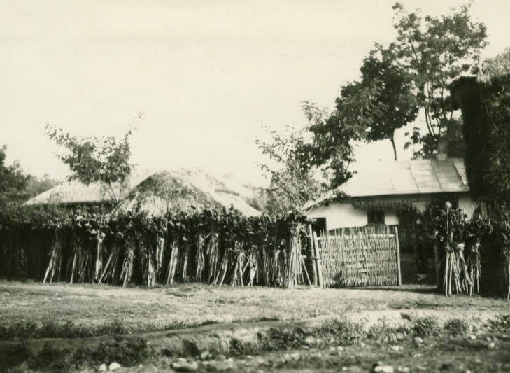 A farm at Soroki. September 23 1934.