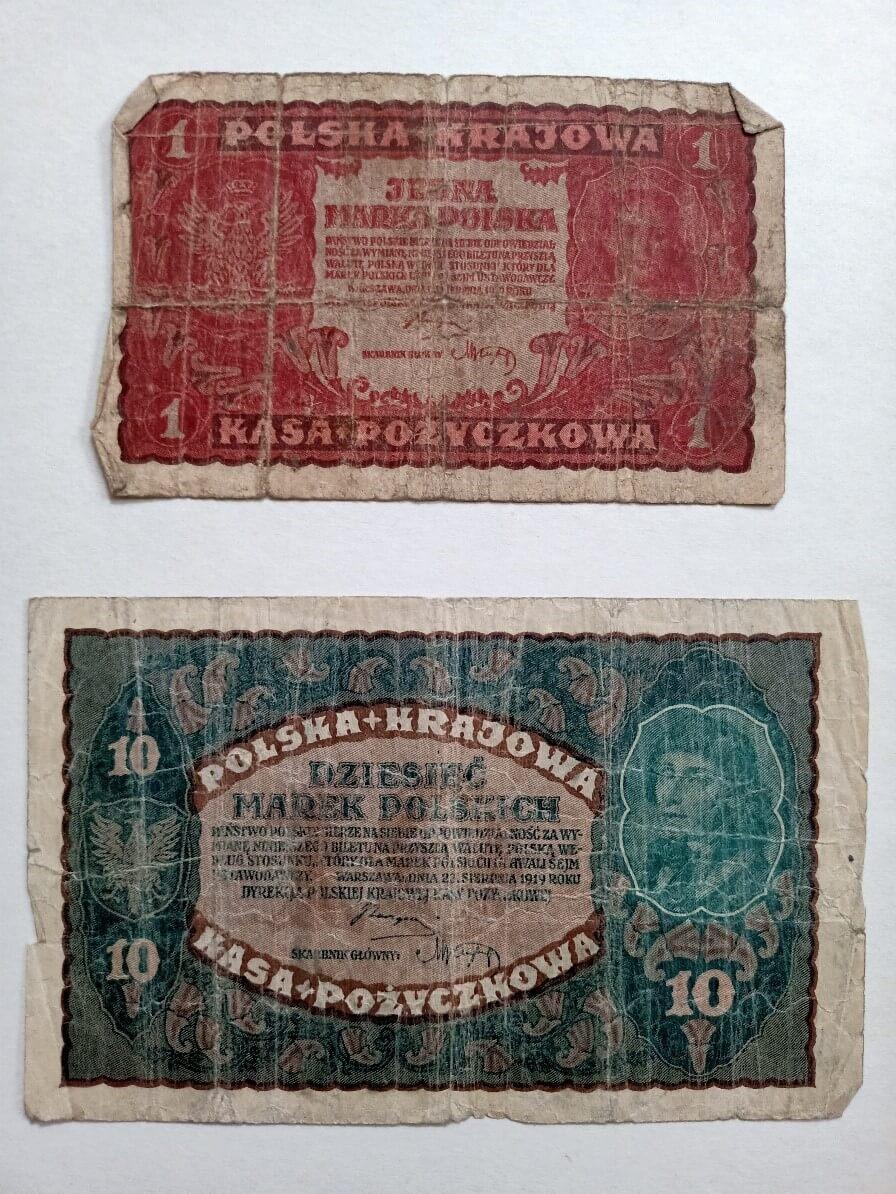 Polish mark bill